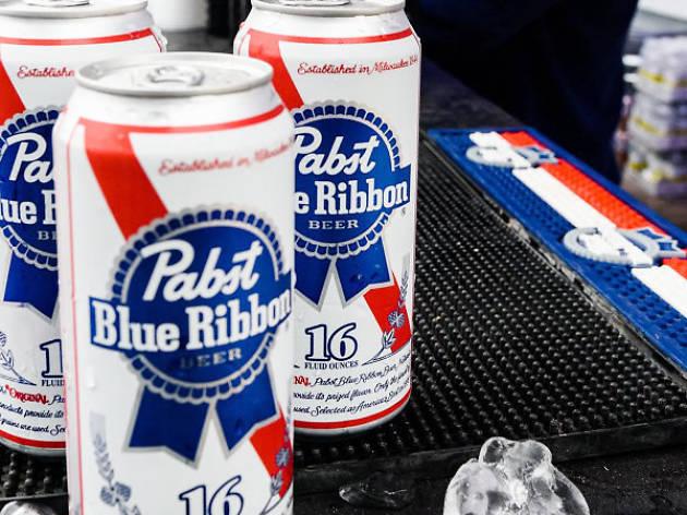 Pabst beers