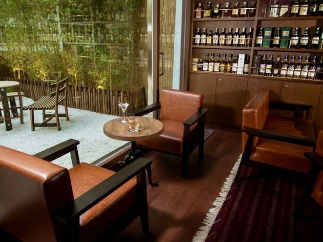 Mizunara bar