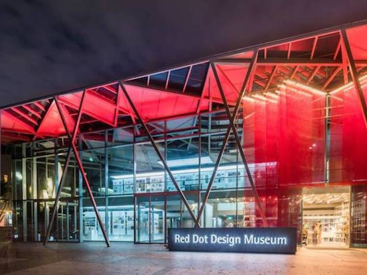 Red Dot Design Museum Singapore