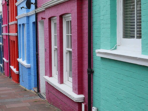 Most colourful places in the UK and Ireland