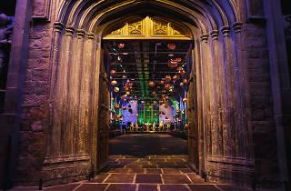 Hogwarts After Dark: Warner Bros. Studio Tour London