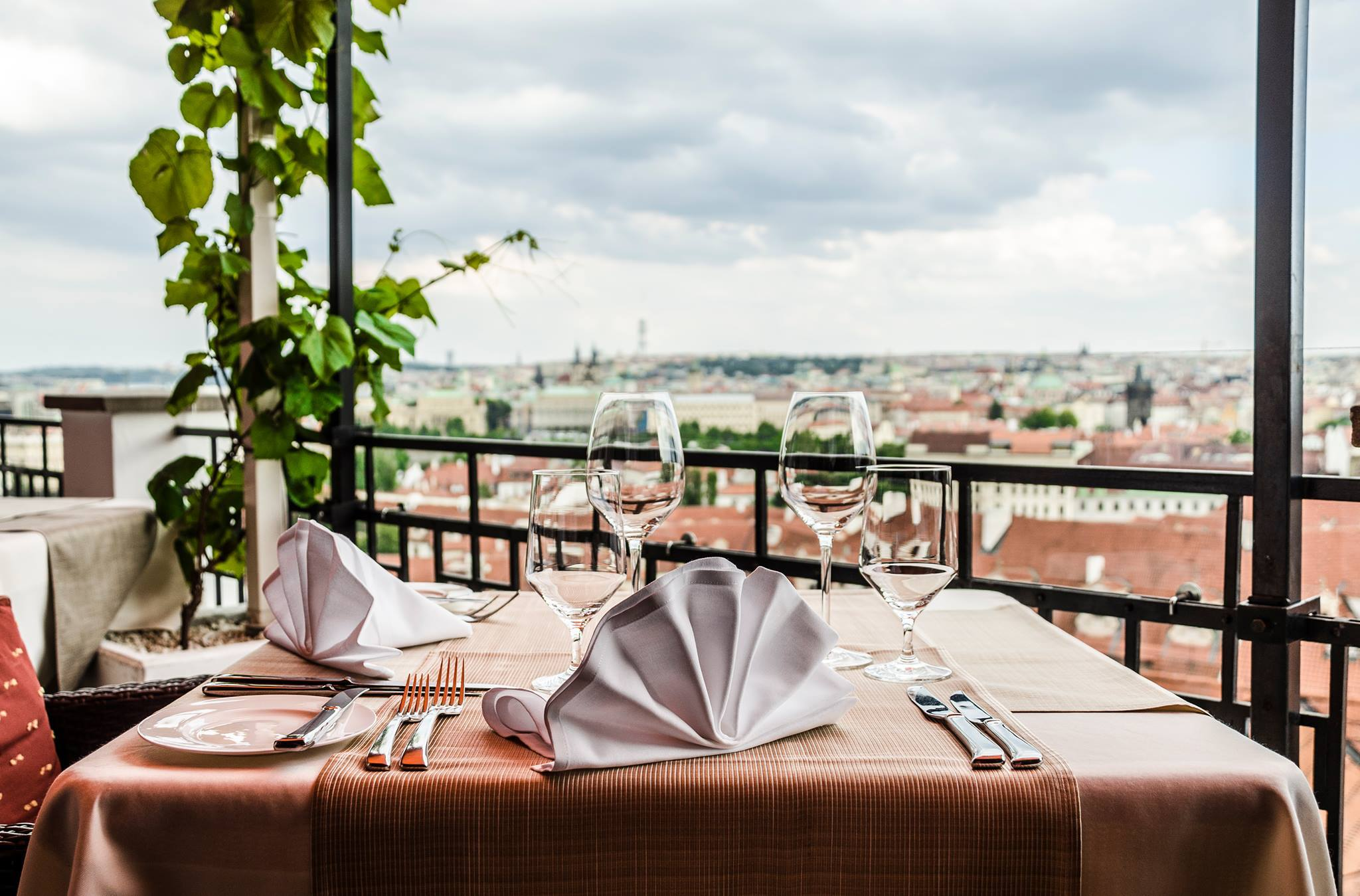 The best restaurants in Prague