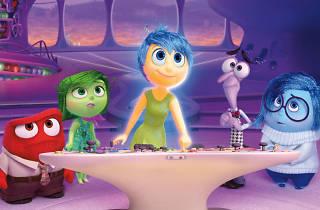 Disney/Pixar – Intensamente
