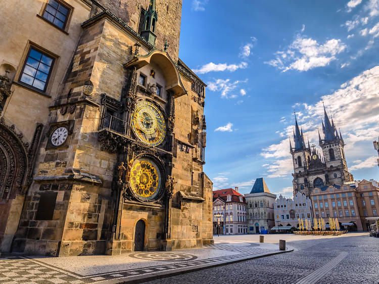 The 12 best attractions in Prague