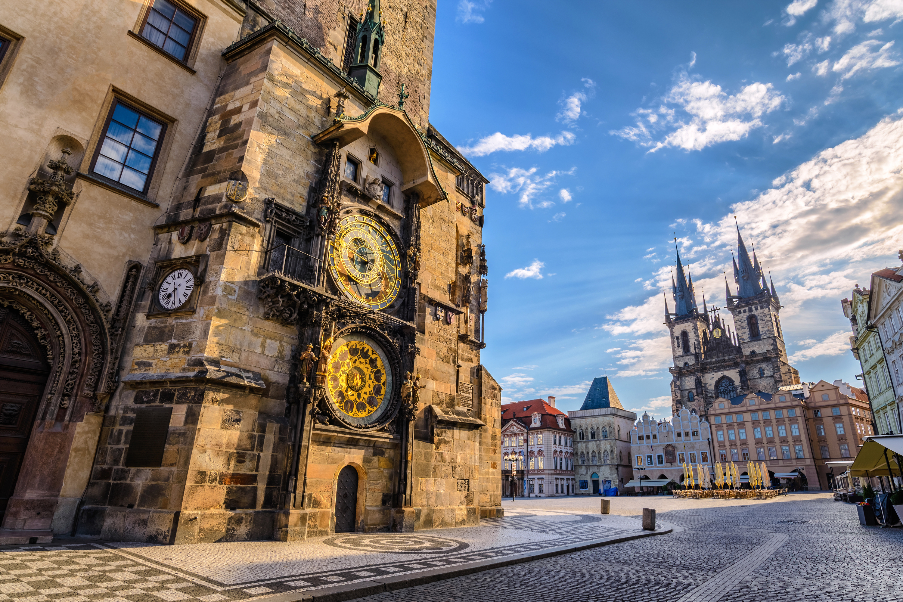 12 top attractions in Prague