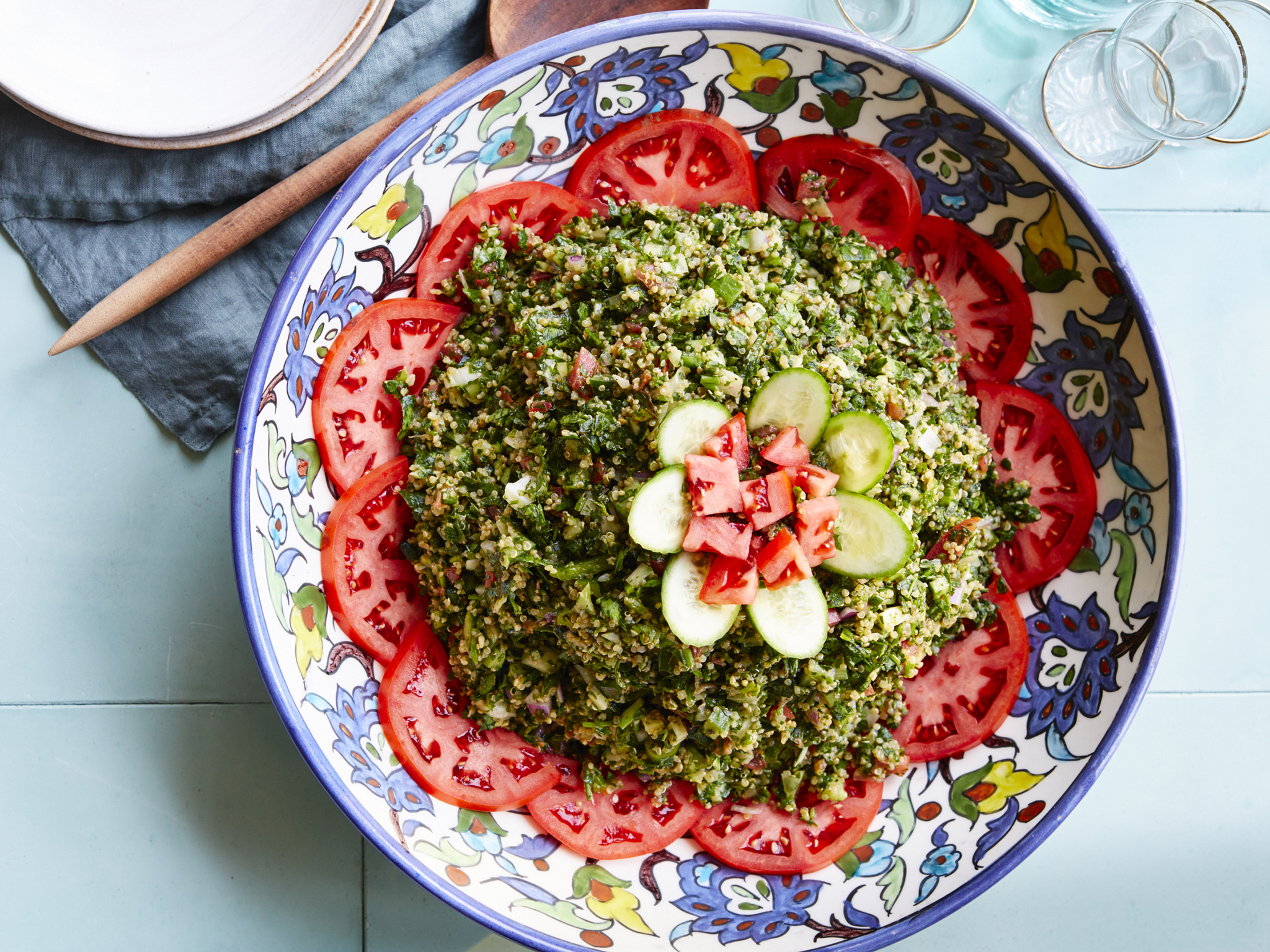 Photographs: Courtesy Con Poulos for Levant Cookbook