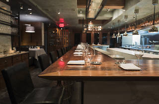 Chef's Table at Brooklyn Fare