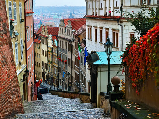 Top 5 Prague neighbourhoods
