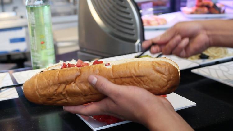 Hot dog Liverpool