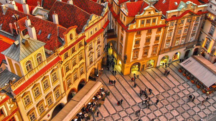 Check out our list of the best free things to do in Prague.