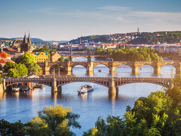 Best things to do with kids in Prague