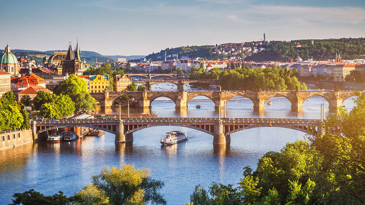 Grab your little ones and check out our list of the best things to do with kids in Prague.