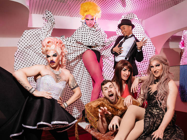 The best places to see drag shows in Sydney