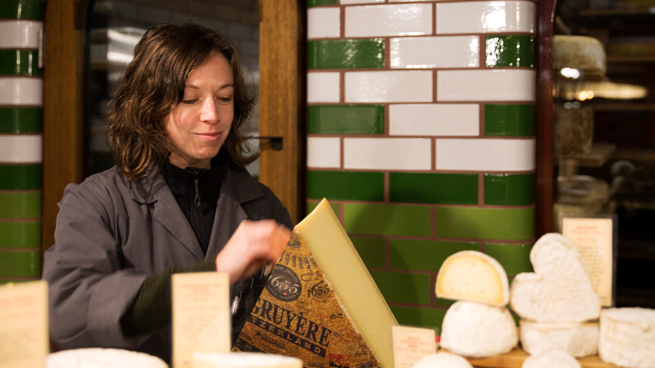 Things you only know if you're a cheesemonger