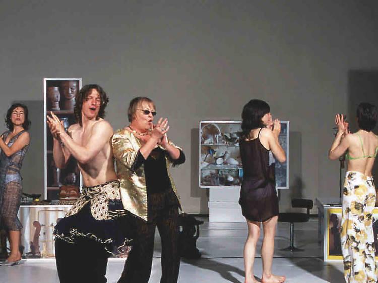 Fusió de teatre, música i dansa