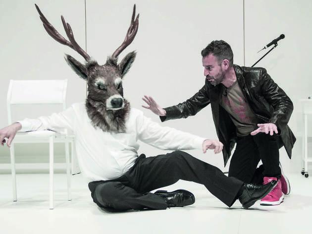 'El bramido de Düsseldorf' de Sergio Blanco