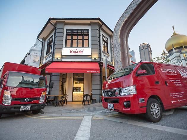 Rumah Makan Minang Restaurants In Rochor Singapore