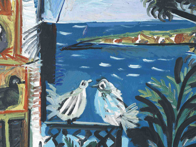 'Los pichones', de Pablo Picasso