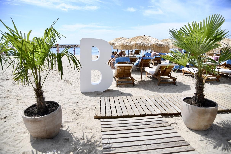 Gastro beach bar