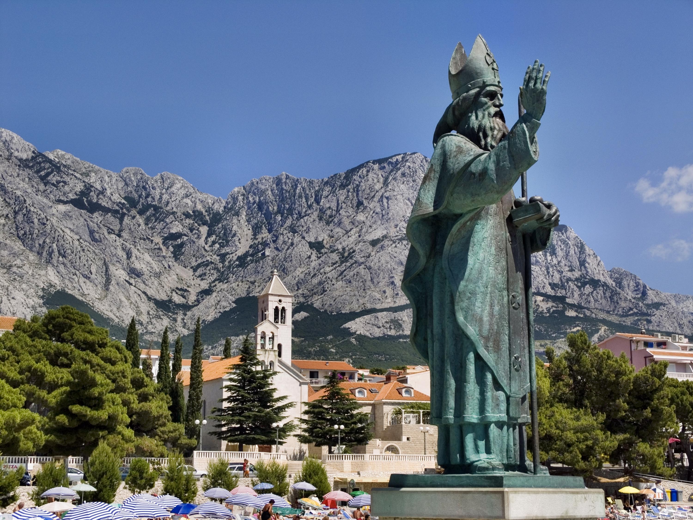 St Nicholas Baška Voda