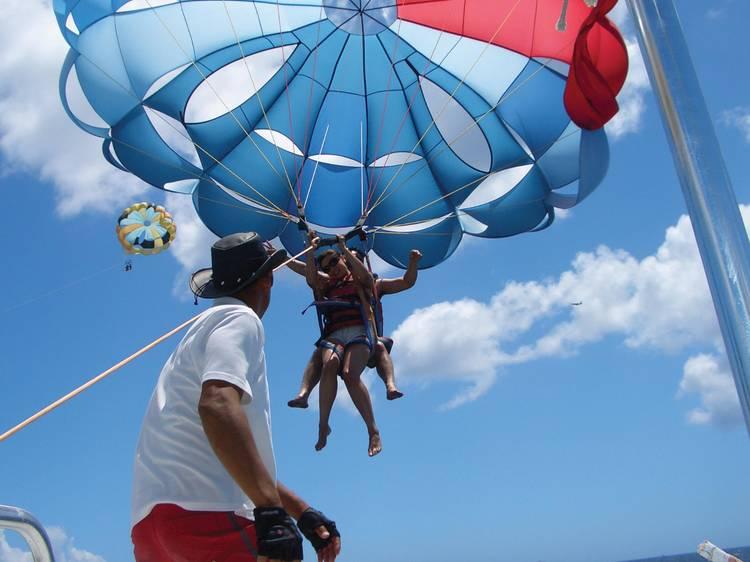 Be active on Nikolina beach