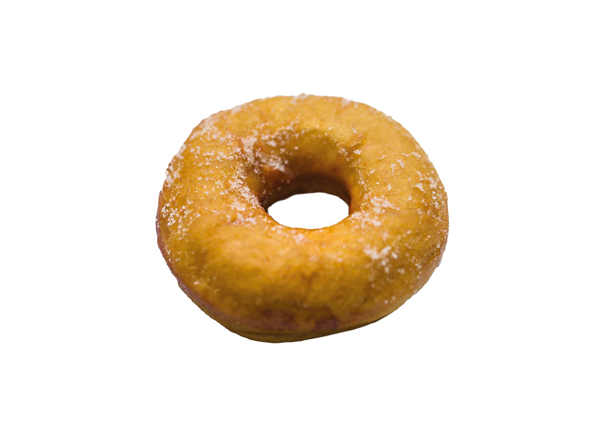 Duh Vegan Donuts - Donut Simples