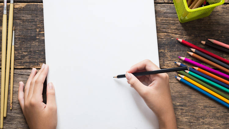 Taller de dibujo