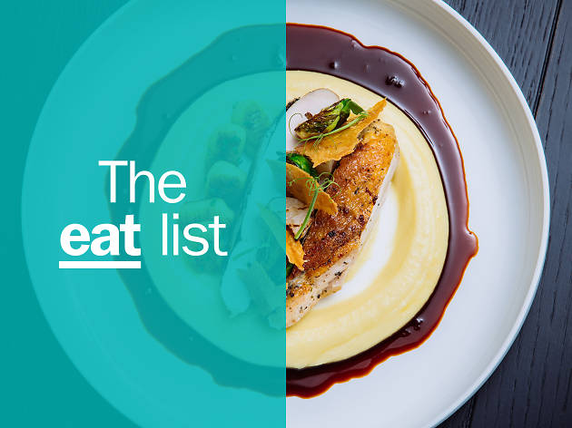 The Eat List - Stubborn Seed