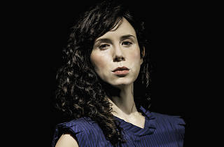 Natalia Beristáin presenta Los adioses, su nueva película