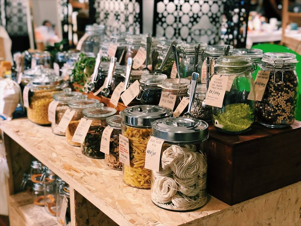 The best stores for zero-waste grocery shopping in Singapore