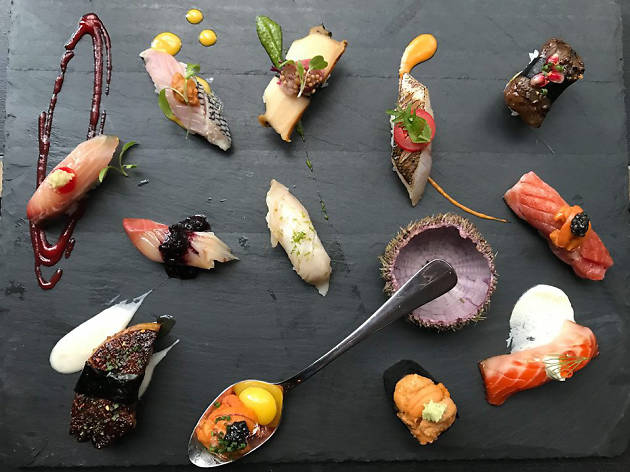 The 11 best sushi restaurants in Boston