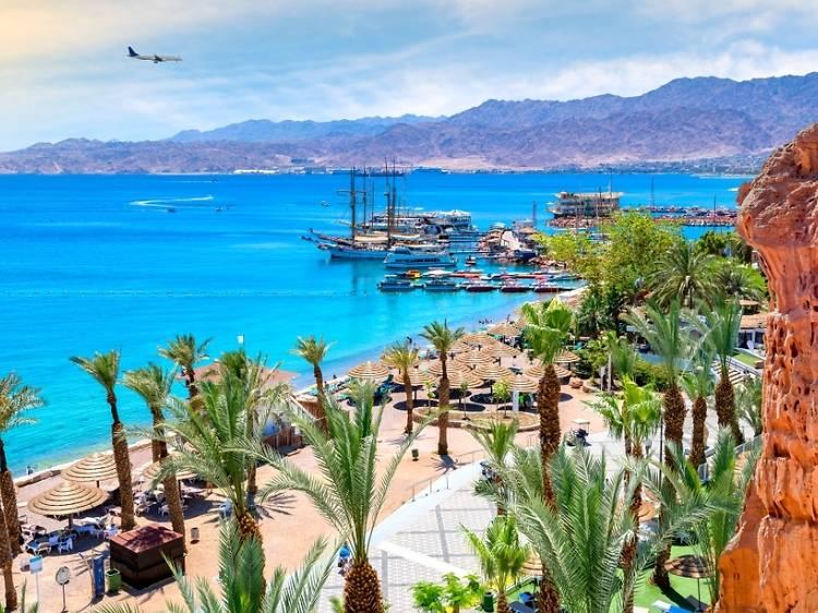 Escape to Eilat: best activities in Israel's top resort town