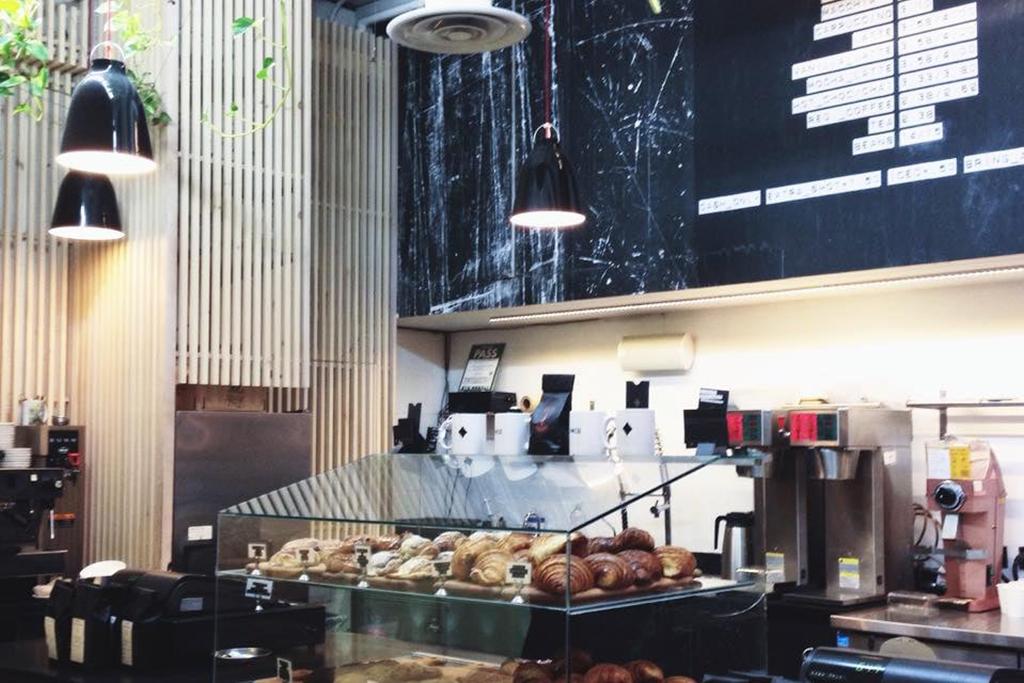 Sam James Coffee Bar