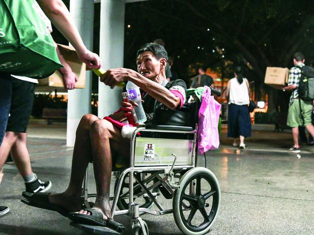 Impact HK Kindness Walk