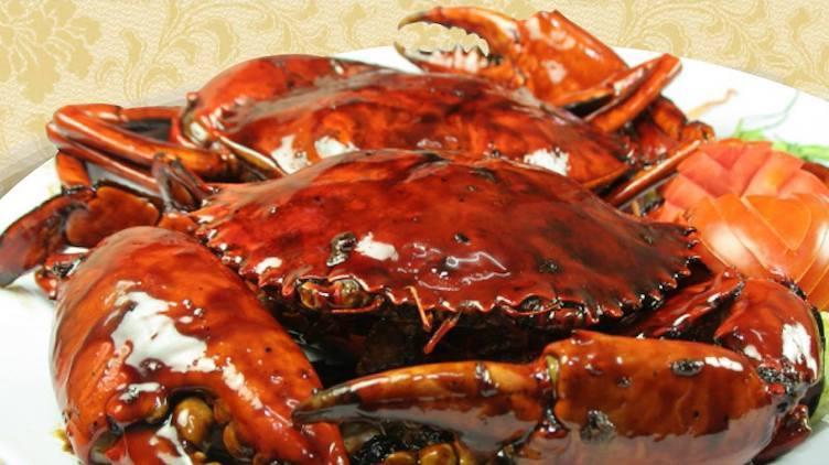 yi jia crab