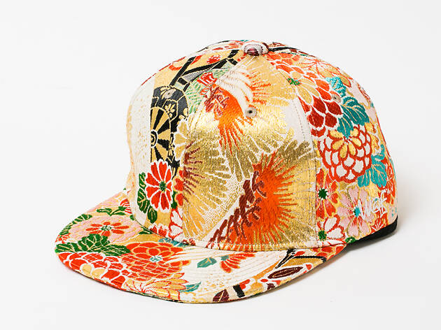 Kimono cap by Wonder Fabric