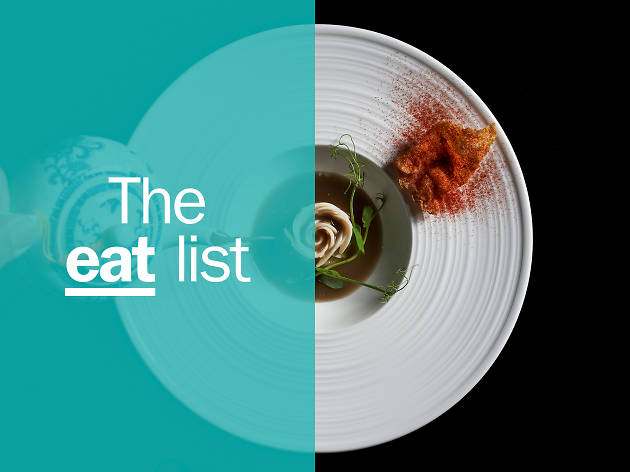 Eat List Labyrinth