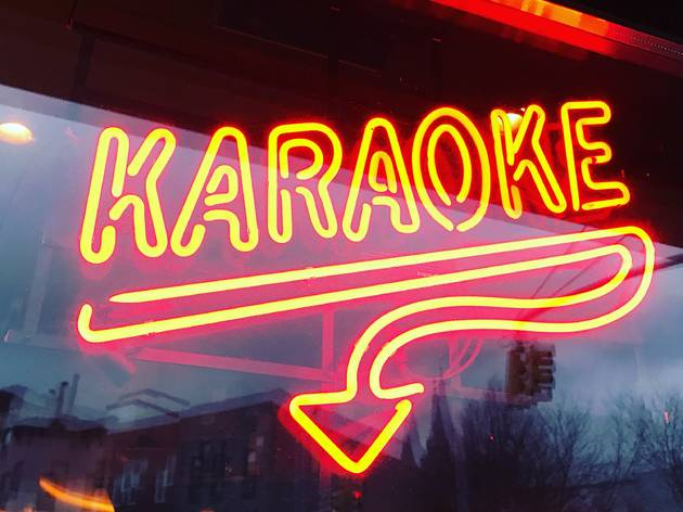 Karaoke and Beers