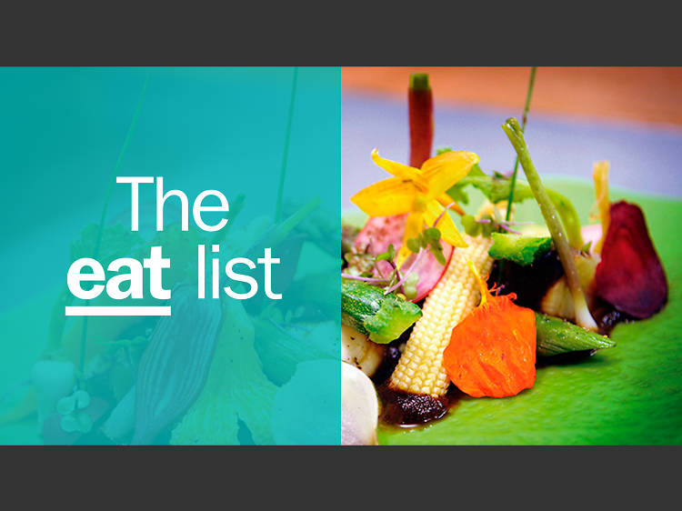 The 50 best restaurants in Barcelona