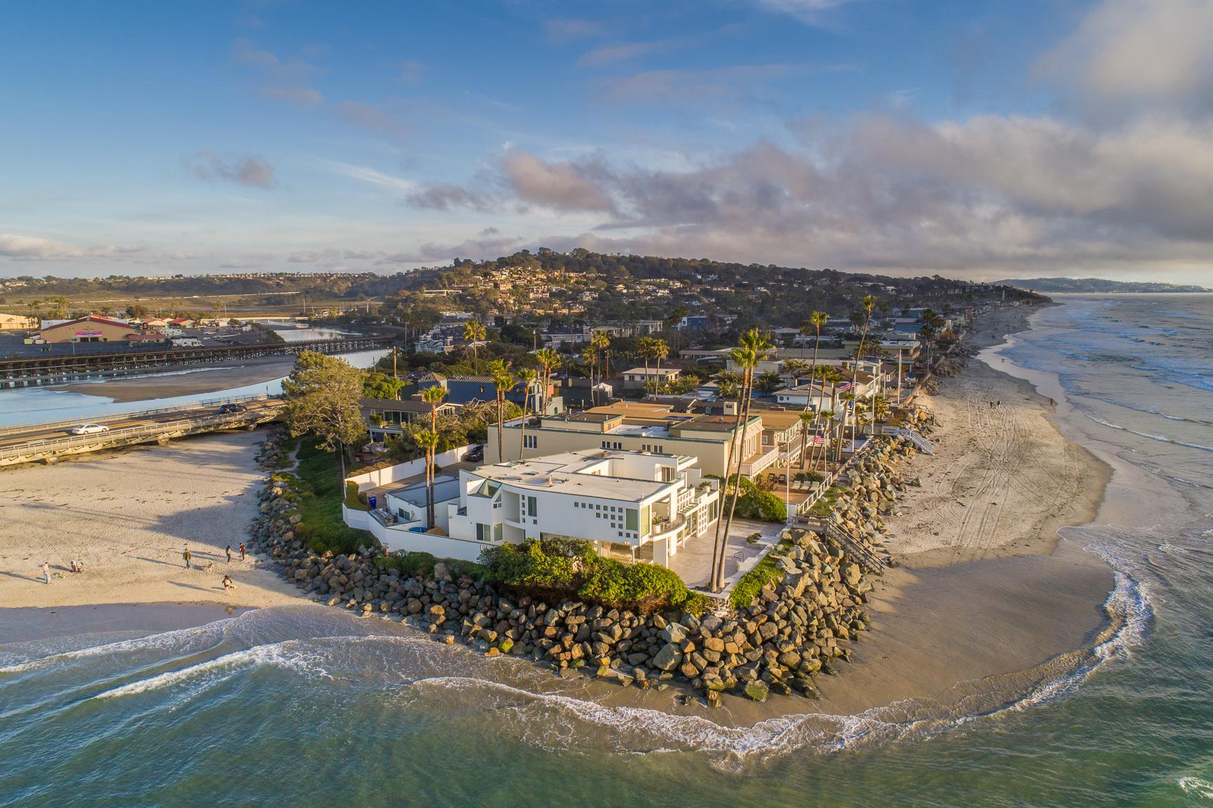 Solana Beach, Del Mar