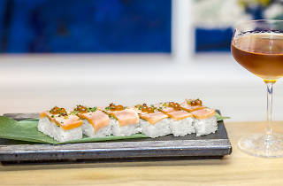 Mrs Fish nightclub is now a sushi bar and Japanese restaurant Downtown