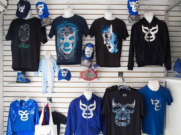 Tienda oficial de Blue Demon