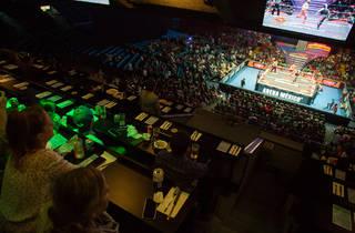 Freedom Arena México (Foto: Alejandra Carbajal)