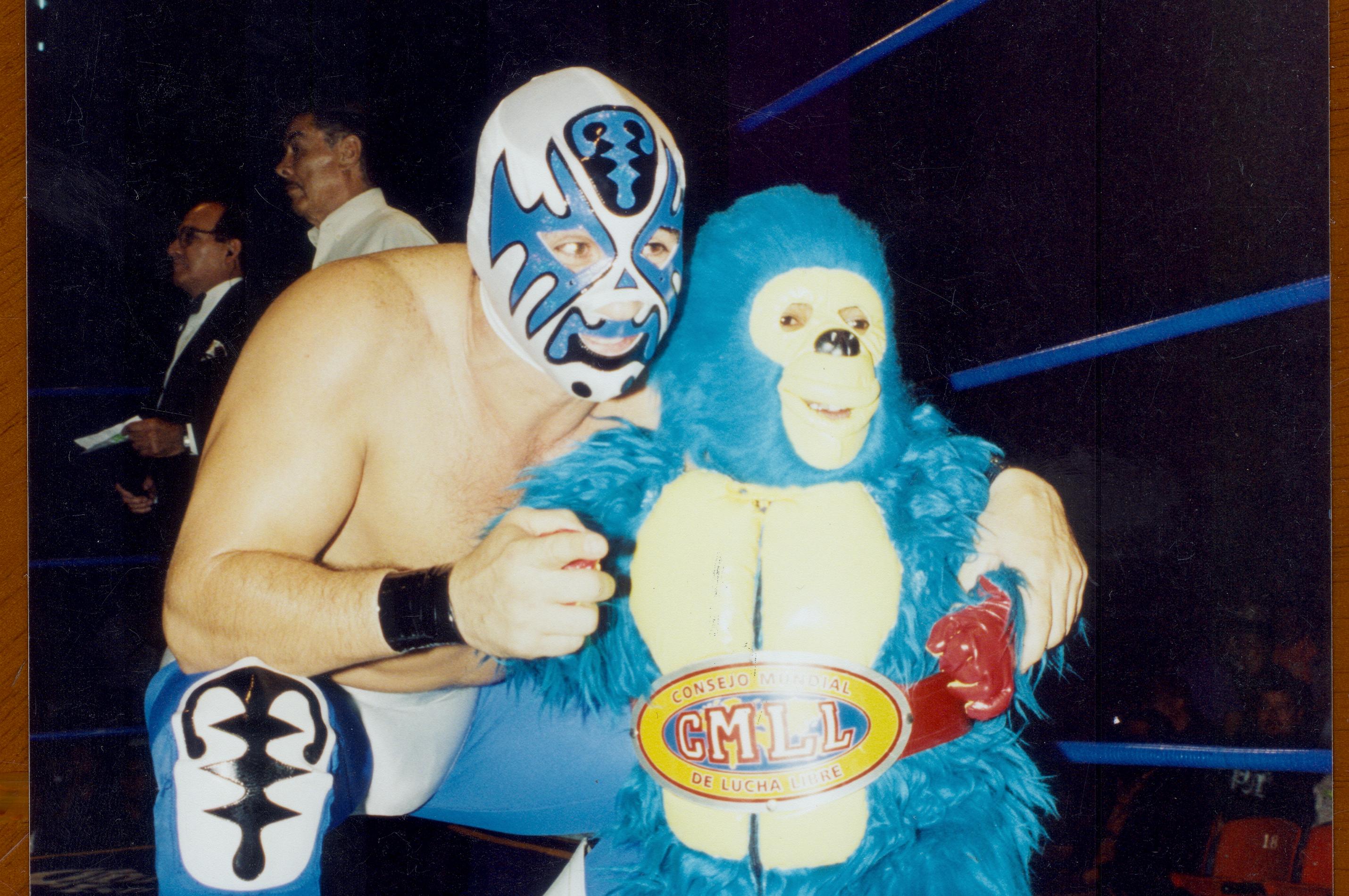KeMonito, la estrella más pequeña de la lucha libre