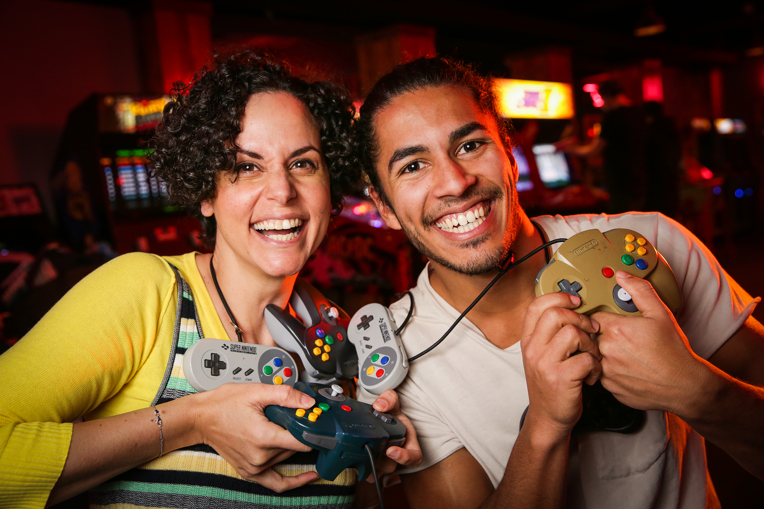 A celebration of retro gaming has landed at QV Melbourne