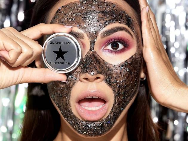 Quirky masks_Glamglow Glittermask