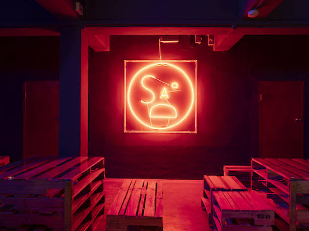SAD Bar, The Substation