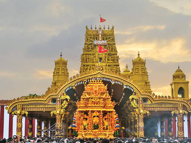 Nallur Kandaswamy Kovil Festival