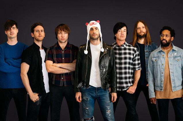 Maroon 5 announce Macau show!