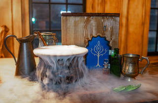 The Cauldron Magical Cocktail Experience